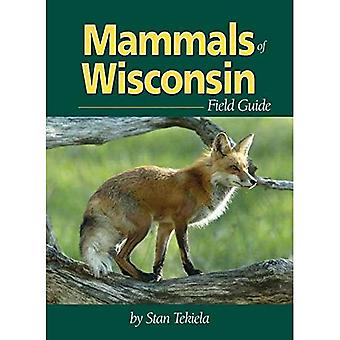 Däggdjur av Wisconsin Field Guide (däggdjur naturguider)