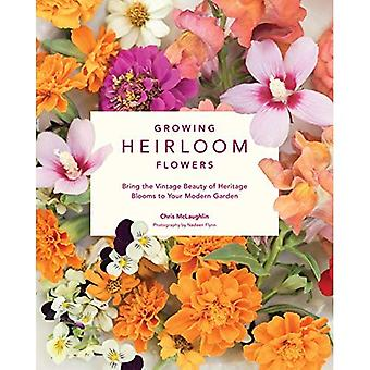 Growing Heirloom Flowers: Bring the Vintage Beauty of Heritage Blooms to Your� Modern Garden