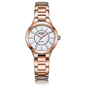 Rotary | Ladies Rose Gold Bracelet | LB05379/41 Watch