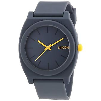 Nixon Unisex steel band quartz Analog _ Nixon Time Teller P