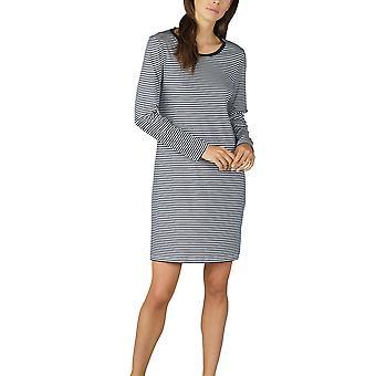 Mey 11952 Women's Paula Striped Cotton Nightdress