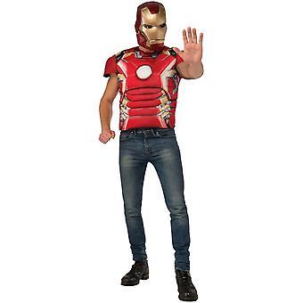Mark 43 Iron Man adulte Kit