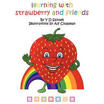 イチゴの友達の C O L O U R S によって学びますサミュエル & d. D.