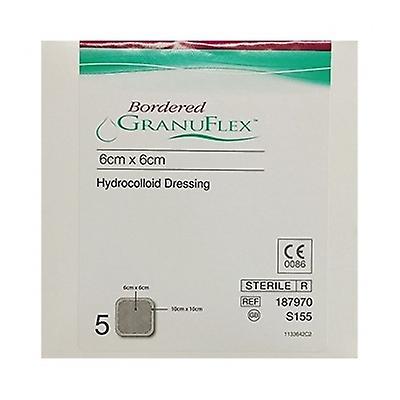 Granuflex E grenser kjole S155 6X6Cm 5
