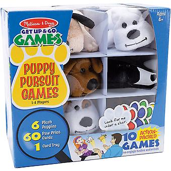 Puppy Pursuit Game-