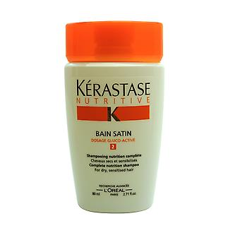 Kerastase Bain satin #2 shampoo 2,71 oz TRAVEL størrelse