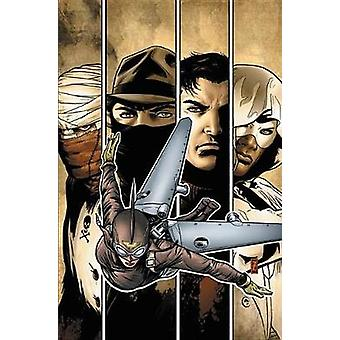 Mystery Men - The Golden Age by David Liss - 9781302910150 Book