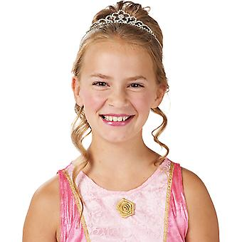 Tiara metal kids silver headband accessory Carnival