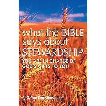 What the Bible Says about Stewardship - You are in Charge of God's Gif