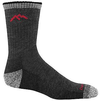 Darn duro nero Mens Hiker micro Crew Sock