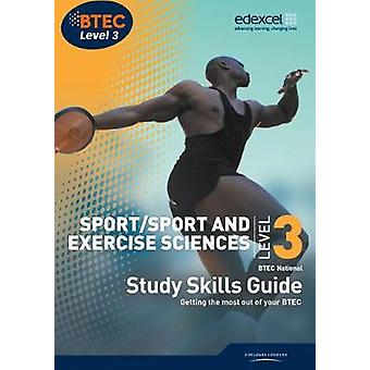 BTEC Level 3 National Sport Study Guide by Jennifer Stafford-Brown -