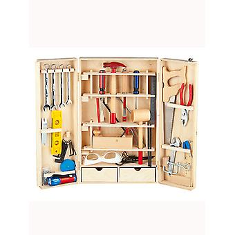 Ensemble d'outils en bois Leomark