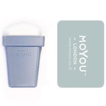 MoYou London Rechtecke Stamper & Scraper (MSRE)