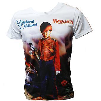Born2rock - misplaced childhood - marillion t-shirt