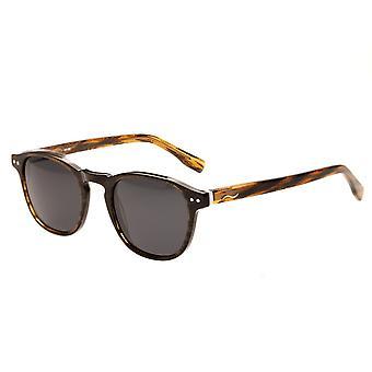 تبسيط ووكر الاستقطاب النظارات الشمسية-السلحفاة بني/أسود