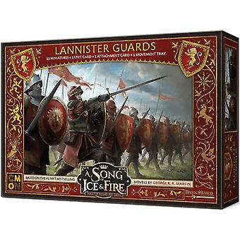 Lannister Guards Song Of Ice and Fire Expansion Pack