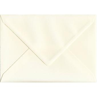 كريم ماغنوليا الشمعي C5/A5 مغلفات كريم الملونة. 110gsm GF سميث تمييز الورقة. 162 مم × 229 مم. بانكر نمط المغلف.