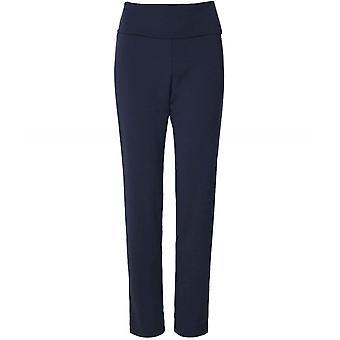CREA koncept Fold over stretch fit bukser