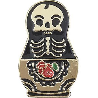Pin - C&D - Skulls Skeleton Cup New Gifts lap-0061