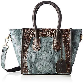 Laura Vita Canberra-anna12 - Tote Women's Bags Silber (Gris) 13x24x40cm (B x H T)