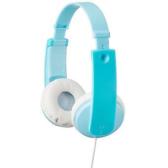 JVC Childrens Stereo Headphones - Mint - Model No. HAKD7Z