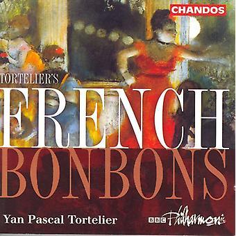 Offenbach/Massenet/Chabrier/Go - Tortelier's French Bonbons [CD] USA import