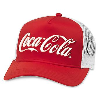 Coca-Cola Mesh Trucker Hat