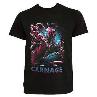 Carnage Ultimate Insanity Uomo's T-Shirt