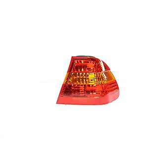 Right Driver Side Tail Lamp (Amber Saloon Models) voor BMW 3 Serie 2001-2005