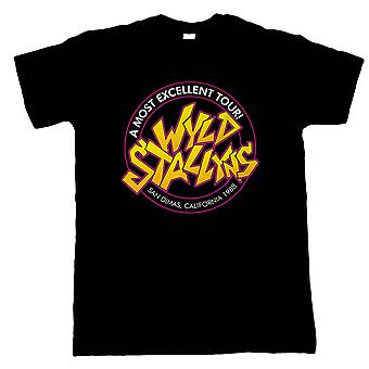 Wyld Stallyns Bill & Ted Movie Inspired, Mens T-Shirt - TV & Movie Gift Him Dad