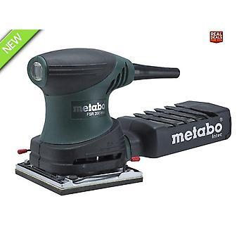 Metabo FSR-200 1/4 Sheet Intec Orbital Palm Sander 200Watt