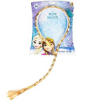 Disney Frozen Frost Elsa Diadem Med Fläta