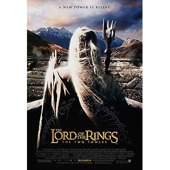 The Lord Of The Rings: The Two Towers (Double Sided Regular Style C) (2002) Original Cinema Poster