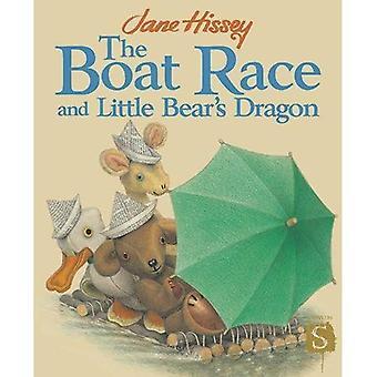 De Boat Race en Little Bear's Dragon (oude beer)