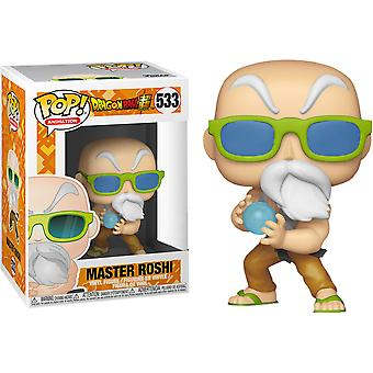 Dragon Ball Super Mstr Roshi Max Power Specialty Series Pop