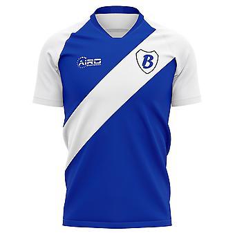 2019-2020 Birmingham Home Concept fodboldtrøje