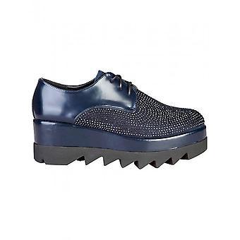 أنا لوبلين - أحذية - أحذية دانتيل - LEILA_NAVY - نساء - منتصف الليل أزرق - 41