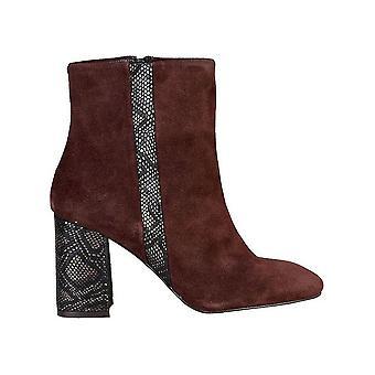 Fontana 2,0-schoenen-Enkellaarsjes-ILARY_TMORO-dames-bruin, donkergrijs-36