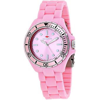 Montre Seapro Women-apos;s Spring Pink Dial Watch - SP3213