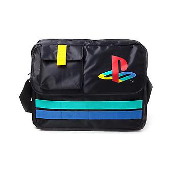 Sony Playstation Retro Logo Messenger Bag 35 cm Unisex Multi-Color (MB612730SNY)
