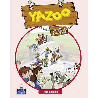 Yazoo globaali taso 2 opettajan opas Rachel Finnie - 9781408233283