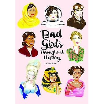 Bad Girls Throughout History Flexi Journal by Ann Shen