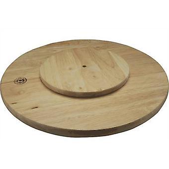 Gummi-Holz-Servier-Board
