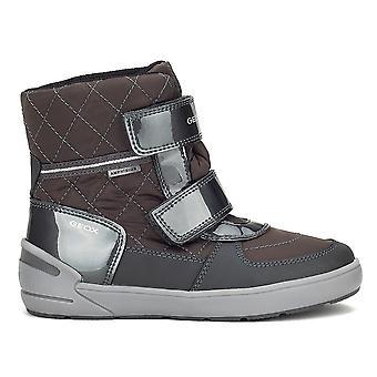 Geox JR Sleigh Girl Abx J949SD0FU50C9002 universal winter kids shoes