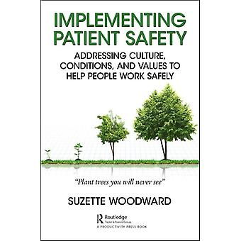 Implementing Patient Safety by Suzette Woodward