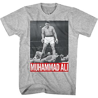 American Classics Muhammad Ali I Am The Greatest T-Shirt - Gray Heather