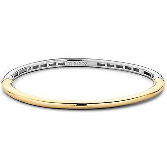 Ti Sento 2889SY Bracelet - Women's Dor Silver Steel Bracelet