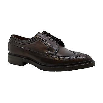Allen Edmonds Mens 9215 Leather Lace Up Casual Oxfords