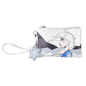 Frozen Purse Pouch Elsa Movie Logo new Official Silver