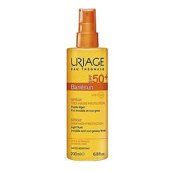 Uriage Bariesun SPF50+ Spray 200ml